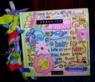Pregnancy Diary on Pregnancy Journal